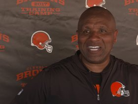Watch: Hue Jackson: Brock Osweiler is going to start on Monday