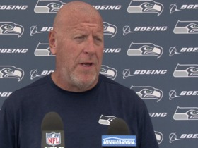 Watch: Tom Cable Training Camp Day 12 Press Conference
