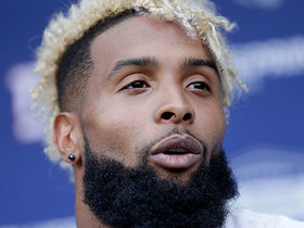 Watch: Odell Beckham explains his one-handed catch skills