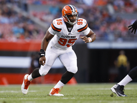 Has Myles Garrett fit in faster than other top rookies?