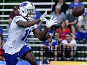 Will Bills wide receivers step up in Preseason Week 2?