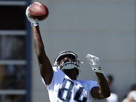Watch: DeMarco Murray: Corey Davis is a very talented quiet player