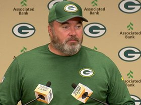 Watch: McCarthy: 'Off to a good start'