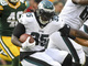Watch: LeGarrette Blount makes his first big play as an Eagle