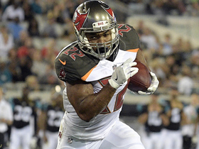 Watch: Doug Martin muscles through defenders for a first down