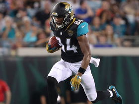 Watch: Keelan Cole outruns defenders for a 31-yard punt return