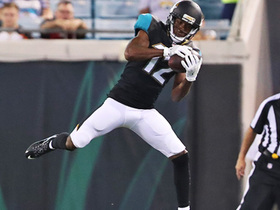 Watch: Every Dede Westbrook catch | Preseason Week 2