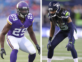 Watch: Xavier Rhodes: I model my game after Richard Sherman