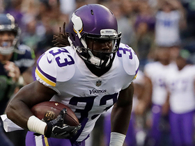Watch: Dalvin Cook skates through defenders for a 15-yard pickup