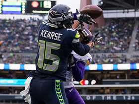 Watch: Russell Wilson connects with Jermaine Kearse for a 20-yard gain