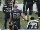 Watch: Michael Bennett sits during the National Anthem