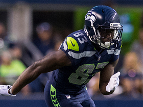 Watch: Seahawks Tedric Thompson intercepts Taylor Heinicke's tipped pass
