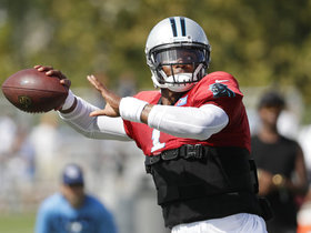 Watch: Cam Newton will not play in Preseason Week 2 against Titans