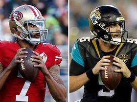 Watch: Is Kaepernick a better option than Bortles for Jaguars?