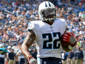 Watch: Derrick Henry strolls untouched into the end zone on 4th and goal
