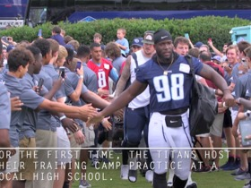 Watch: Random Acts of Kickoff: Titans Up!