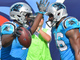 Watch: Panthers Alex Armah runs up the sideline for a 20-yard touchdown