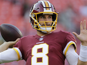 Watch: Cousins connects with Pryor for an 11-yard gain