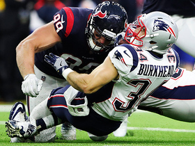 Watch: Remember him? Watt gets first tackle of preseason
