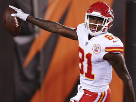 Watch: Tyler Bray throws 18-yard touchdown pass to Seantavius Jones