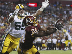 Watch: Colt McCoy finds Niles Paul in the endzone, makes diving grab