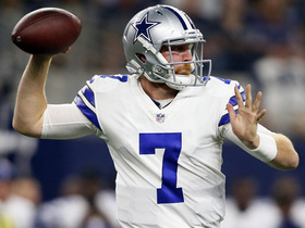 Watch: Cooper Rush highlights | Preseason Week 2