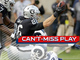 Watch: Can't Miss Play: Carr throws first TD pass of 2017 preseason