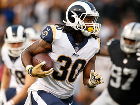 Watch: Todd Gurley runs 2 yards for a touchdown