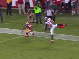 Watch: Jordan Taylor scores TD vs. 49ers