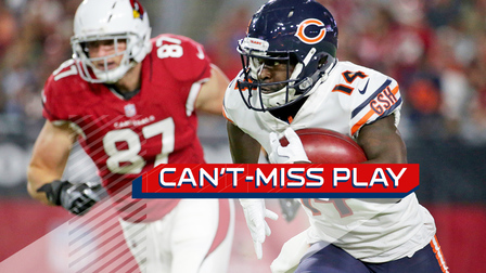 Can't-Miss Play: Deonte Thompson returns missed field goal for 109-yard TD