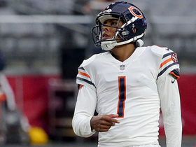 Watch: Roberto Aguayo misses field goal during first game with Bears