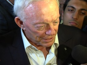 Watch: Jerry Jones: 'We certainly are in support of Zeke'