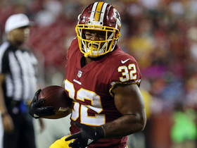 Watch: Samaje Perine highlights | Preseason Week 2