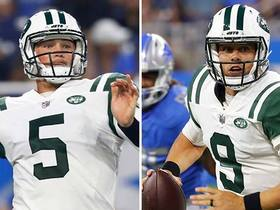 Watch: Christian Hackenberg and Bryce Petty highlights | Preseason Week 2