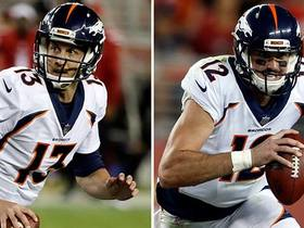 Watch: Trevor Siemian & Paxton Lynch highlights | Preseason Week 2