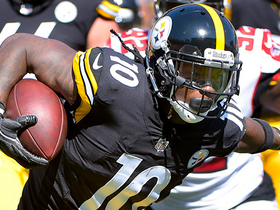 Watch: Martavis Bryant takes reverse hand-off out of bounds