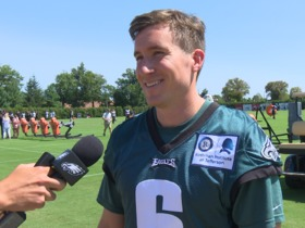 Watch: Press Pass: Caleb Sturgis