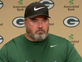 Watch: McCarthy says Hawkins received 'highest grade' among CBs