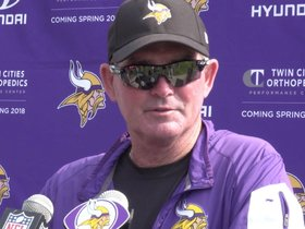 Watch: Zimmer on Redzone Struggles, Play of the Defense