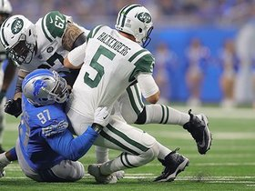 Watch: Defensive starters have strong showing vs. Jets