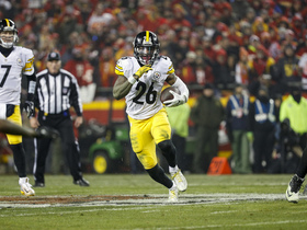 Watch: Peter Schrager: Le'Veon Bell is choosing to not play right now