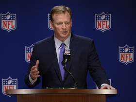 Watch: NFL finalizing five-year contract extension with Roger Goodell