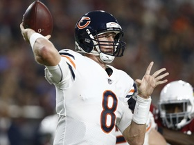 Watch: Kyle Brandt: Bears are determined to make Mike Glennon the starting QB