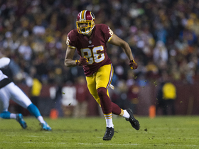 Watch: Kyle Brandt: Jordan Reed will eclipse all fantasy tight ends
