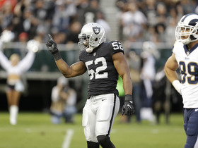 Watch: Peter Schrager: Raiders defense did not show up in Preseason Week 2