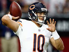 Watch: Charles Davis: I wouldn't be surprised if Trubisky is the Week 1 starter