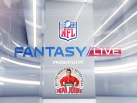 Watch: Fantasy Live Aug 21 - Part 1
