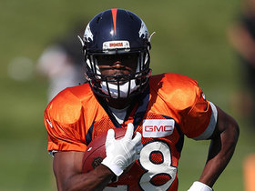 Watch: Palmer: Jamaal Charles has one shot to make Broncos' roster vs. Packers