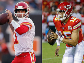 Watch: Rapoport: Alex Smith 'entrenched' as starting QB in Kansas City