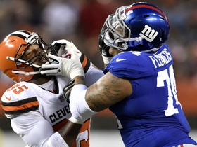 Watch: What's wrong with Giants offensive line?